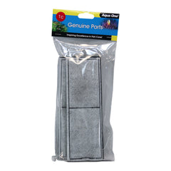 Aqua One 1C Polymer Wool and Carbon Cartridges Replacement Filter Media