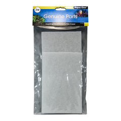 Aqua One 3W Wool Pads Replacement Filter Media