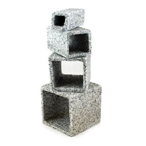 Aqua One Square Ornamental Cave Collection