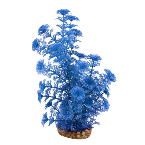 Aqua One Plastic Plant Blue Ambulia Large