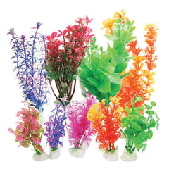 Examples of Betta Plastic Plants