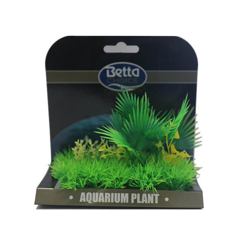 Betta Choice Medium Plant Mat Green & Yellow PP388