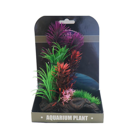 Betta Choice Mini Air Garden Purple & Red PP375