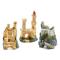 Classic Aquatics Assorted Small Castles