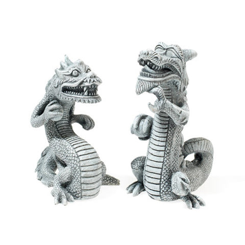 Example of Aquatic Dragon ornaments by Classic Aquatics
