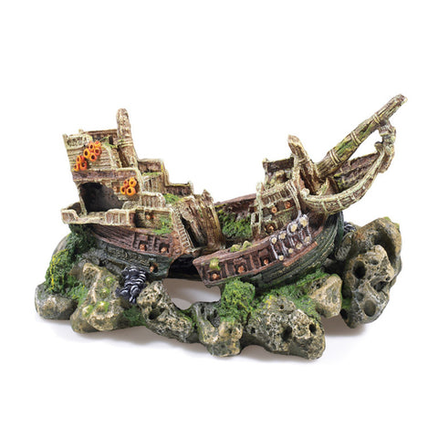 Classic Aquatics Classic Galleon Large