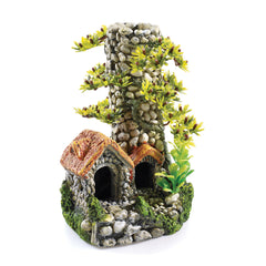 Classic Aquatics Cobbled Chimney Ornament