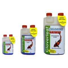 Cloverleaf Chlorine Answer Range