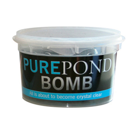 Evolution Aqua Pure Pond Bomb out of box