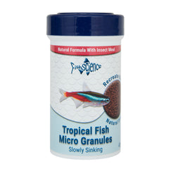 Fish Science Tropical Fish Micro Granules