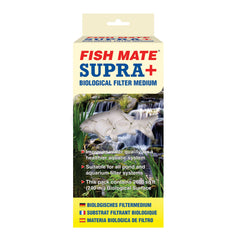 Fish Mate Supra+ Biological Filter Medium boxed