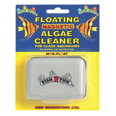 Large Floating Magnetic Algae Cleaner
