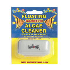 Small Floating Magnetic Algae Cleaner