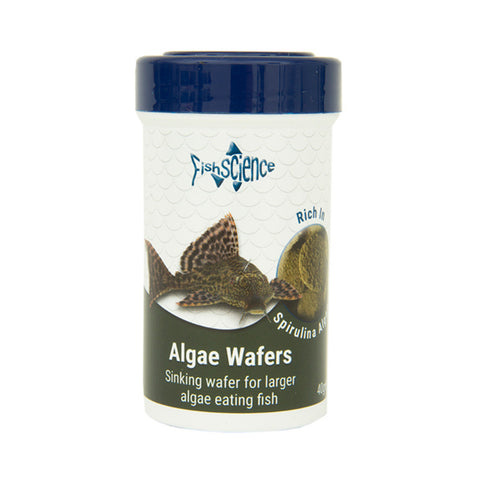 Fish Science Algae Wafers