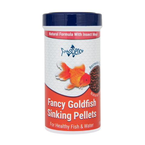 Fish Science Fancy Goldfish Sinking Pellets