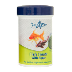 Fish Science Fish Treats with Algae
