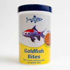 Fish Science Goldfish Bites