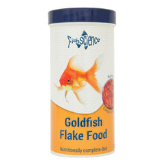 Fish Science Goldfish Flake Food