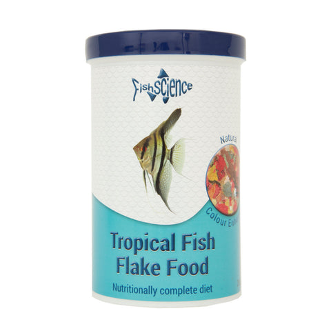 Fish Science Tropical Fish Flake Food