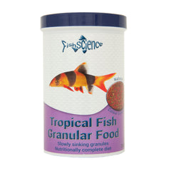 Fish Science Tropical Fish Granular Food