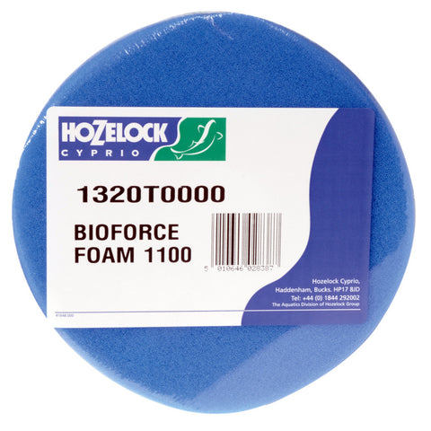 Hozelock Bioforce 1100 Old Model Replacement Foam