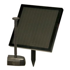 Hozelock Solar Cascade - Solar Powered Fountain Pump