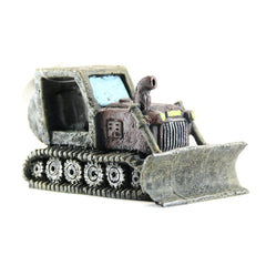 Hugo Kamishi Bulldozer Ornament