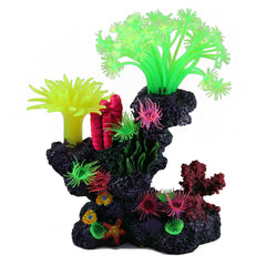 Hugo Kamishi Coral Sculpture U Ornament