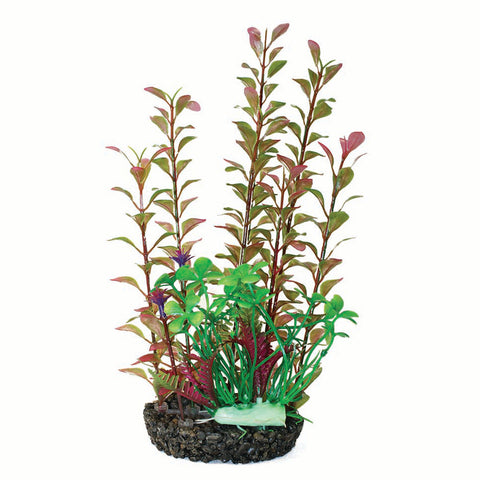 Hugo Kamishi Zen Garden Artificial Plant Mix 3 28cm