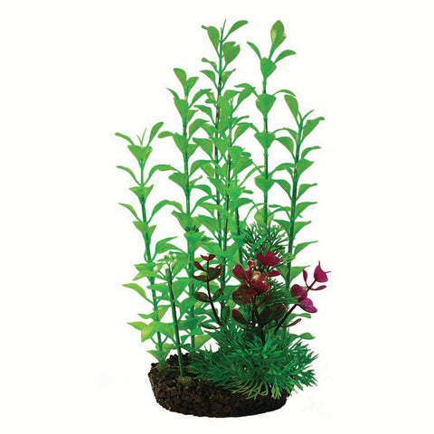 Hugo Kamishi Zen Garden Artificial Plant Mix 4 28cm