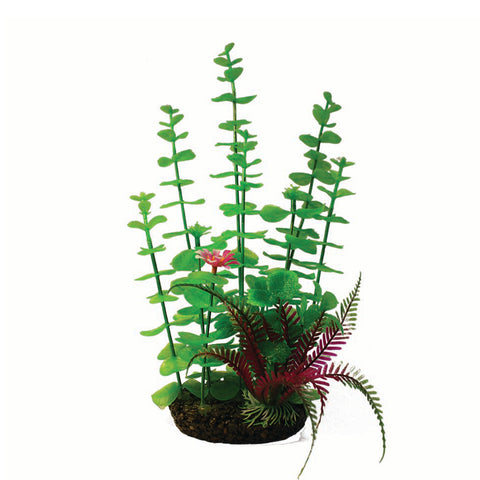Hugo Kamishi Zen Garden Artificial Plant Mix 5 28cm