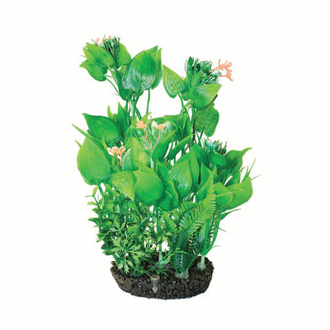 Hugo Kamishi Zen Garden Artificial Plant Mix 6 28cm