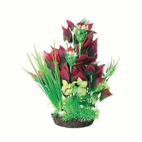 Hugo Kamishi Zen Garden Artificial Plant Mix 7 28cm