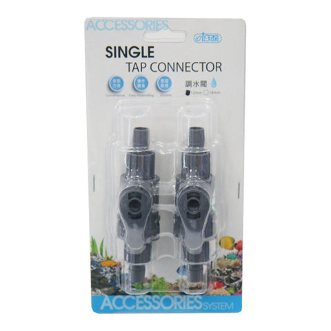 Ista Single Tap Connectors 12mm