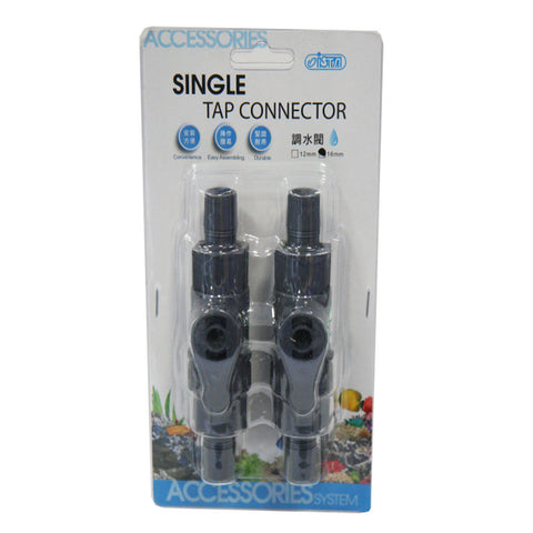 Ista Single Tap Connectors 16mm