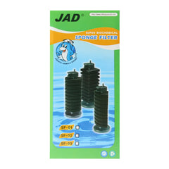 JAD Air Powered Sponge Filters (Different Shapes)