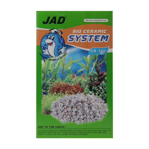 JAD Ceramic Ring Filter Media