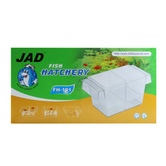 JAD Fish Hatchery FH-101