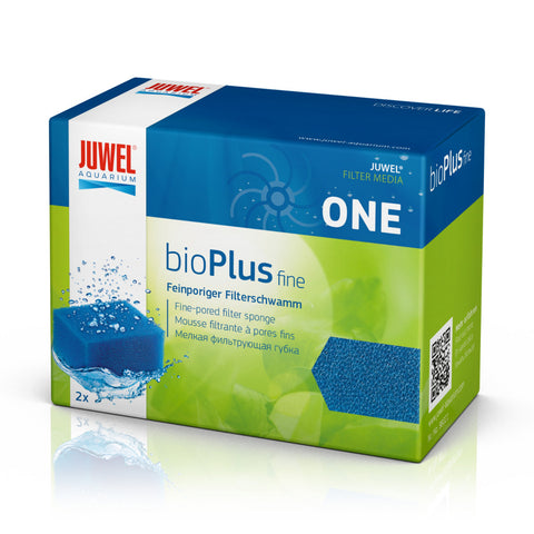 Juwel Bioflow One BioPlus Fine Sponge Filter Media x 2