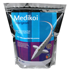 NT Labs MediKoi Sturgeon Food