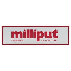 Milliput Standard Yellow-Grey Epoxy Putty
