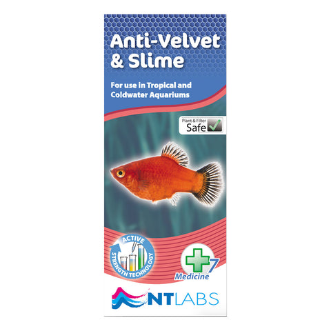 NT Labs Anti-Velvet & Slime 100ml