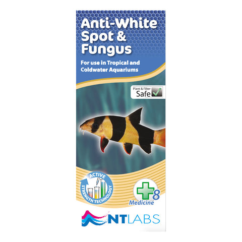 NT Labs Anti-White Spot & Fungus 100ml