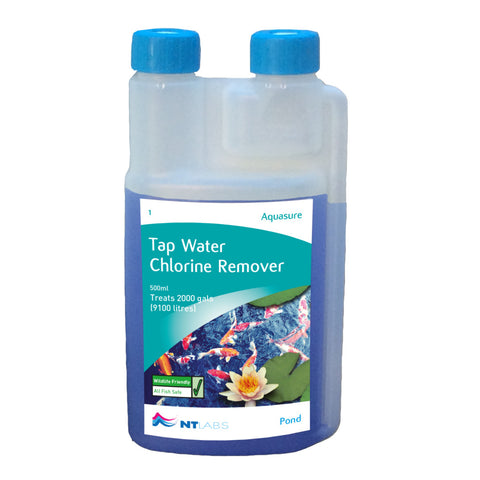 NT Labs Aquasure Tap Water Chlorine Remover
