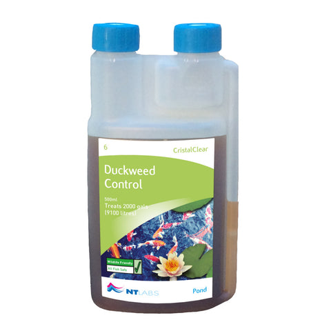 NT Labs Cristalclear Duckweed Control