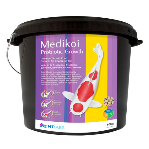 NT Labs MediKoi Probiotic Growth