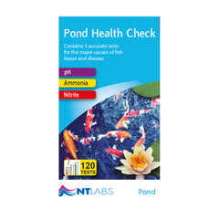 NT Labs Pond Health Check (120 Tests)