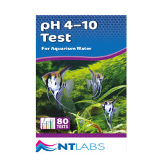NT Labs pH 4-10 Test