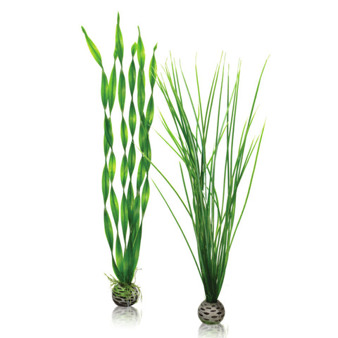 Oase biOrb Artificial Plants Large Easy Plants, pack of 2