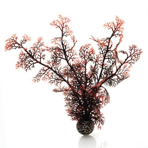 Oase biOrb Artificial Plant Medium Crimson Sea Fan